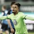 """Meia Didavi crê na permanência do Wolfsburg: """"Trabalharemos muito para permanecer"""""""