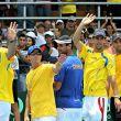 Colombia definió su equipo para la Copa Davis