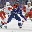 Red Wings Shocked 5-1 By Red Hot Lightning; Tampa New #1 In Eastern Conference