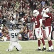 Seattle Seahawks and Arizona Cardinals muster a 6-6 tie