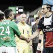PSG - Saint-Etienne: presente contra pasado