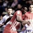 El Valladolid tira de pólvora ante un Almería débil en defensa