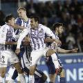 Deportivo Alavés - Real Valladolid, puntuaciones del Real Valladolid, jornada 33 de la Liga Santander
