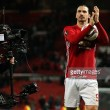 Zlatan Ibrahimovic has pushed United forward, says Bryan Robson