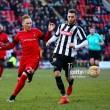 Nottingham Forest midfielder Jorge Grant has rejoined Notts County on season-long loan