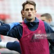 Adnan Januzaj admits Man United future is unclear