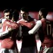 Walcott marca centésimo gol, Arsenal supera valente Sutton e avança às quartas da FA Cup