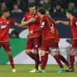 Schalke 04 1-1 TSG 1899 Hoffenheim: Rudy equaliser denies Royal Blues