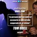 """Entrevista. Tom Odell: """"La persona que soy sobre el escenario es una versión exagerada de mí mismo"""""""