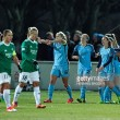 UEFA Women's Champions League: Fortuna Hjørring 0-1 Manchester City: Lloyd's lone goal enough for City