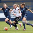 Ella Rutherford signs on for two years with Millwall