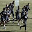 Vuelta a los entrenamientos pensando en el Real Madrid