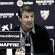 """José González: """"Los jugadores quieren salir de esta situación"""""""