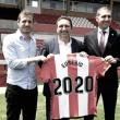 """Eusebio: """"Quiero adaptarme al estilo del Girona"""""""