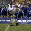 El Málaga CF celebra la feria con el Trofeo Carranza