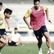 """Borja Domínguez: """"Tengo muchas ganas de volver a estar con mis compañeros"""""""
