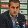 """Rubén Baraja: """"El equipo se merece el reconocimiento de su esfuerzo"""""""