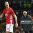 José Mourinho admits he is unsure of Zlatan Ibrahimović's future at Manchester United