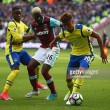 West Ham United 0-0 Everton: Hammers fail to make chances count in stalemate