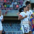 UEFA Women's Champions League semi-final first leg round-up: French dominate