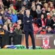 David Moyes vows he won't leave struggling Sunderland after Middlesbrough defeat