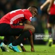 Fosu-Mensah dislocates shoulder against Man City, confirms Mourinho