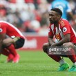 Sunderland 0-1 Bournemouth: King effort relegates Sunderland to the Championship