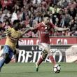 Benfica x Estoril: Laterais, DoubleJonas e algum sofrimento