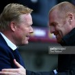 Sean Dyche warns his Burnley side not to underestimate struggling Everton