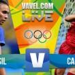 Diretta Calcio femminile Rio 2016 - Brasile-Canada LIVE, finale terzo/quarto posto 1-2, il bronzo va al Canada!