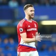"Chambers ""gutted"" by 'Boro demise after ""giving absolutely everything in every game"""
