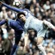 Resumen del Leicester 0-2 Manchester City en Premier League 2017