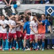 Hamburger SV 2-1 VfL Wolfsburg: Waldschmidt's late winner leaves Wolves with relegation playoff match