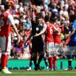 Arsenal face centre back crisis ahead of FA Cup final
