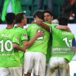 VfL Wolfsburg 1-0 Eintracht Braunschweig: Gomez penalty gives Wolves the edge in play-off