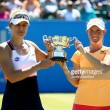 AEGON Open Nottingham 2017: Brits Robson and Rae miss out on WTA doubles title in Nottingham