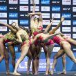 Europei Nuoto 2014, sincronizzato: Italia quarta anche nella finale a squadre, la Russia regina d'Europa