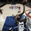 Whiteside decide no fim, Heat vence Pistons e dá passo rumo aos playoffs