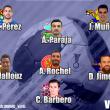 '7 Ideal VAVEL' de la 29ª jornada de la Liga BAUHAUS ASOBAL