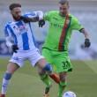 Serie B - Gol ed emozioni all'Adriatico: 3-3 tra Pescara e Ternana