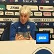 """Atalanta, Gasperini in conferenza: """"La classifica in questo momento è buona. Siamo soddisfatti"""""""