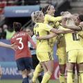 Suécia x Tailândia AO VIVO pela Copa do Mundo de Futebol Feminino