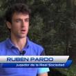 """Rubén Pardo: """"Quiero tener un buen año"""""""