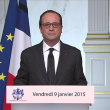 François Hollande : « La France a fait face »
