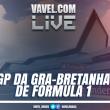 Grande Prêmio da Grã-Bretanha de F1 ao vivo online