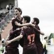 Doblete de Alejandro Marqués le da el título de la Youth League al FC Barcelona