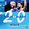 Serie A- Il Napoli incanta il San Paolo, Dries Mertens affonda la Sampdoria