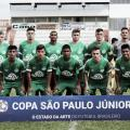 Chapecoense se despede da Copa São Paulo Júnior 2019 (Foto: Rafael Bressan/Chapecoense)