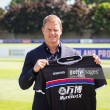 Frank de Boer appointed new Crystal Palace manager
