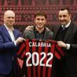 Milan, Calabria rinnova fino al 2022